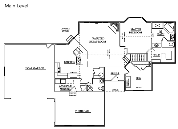 Floor Plans Williamson Homes Utah Affordable Custom