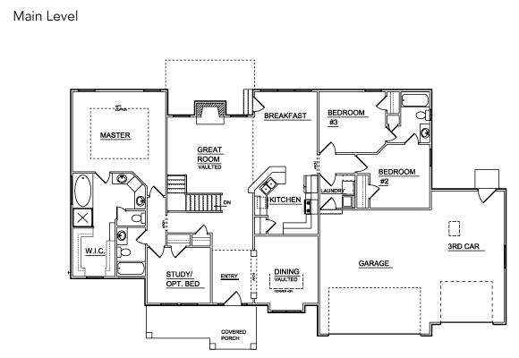 Floor Plans Williamson Homes Utah Affordable Custom
