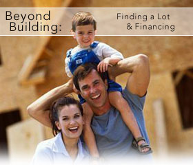 Financing for New Construction and Remodels